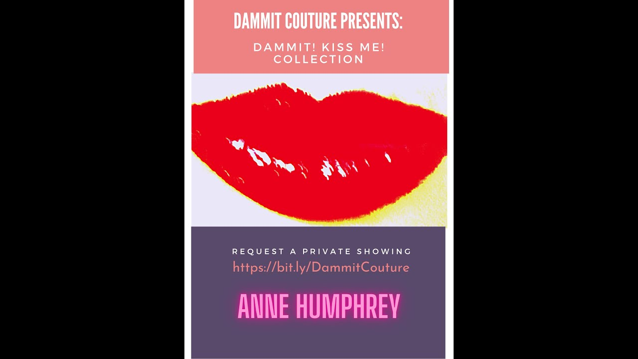 High Fashion Jewelry Teaser | Dammit! Kiss Me! Collection | Dammit Couture