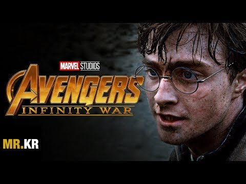 Harry Potter and the Deathly Hallows Part 2 - (Avengers: Infinity War Style)