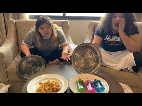 Don't Choose the Wrong Room Service Slime Challenge