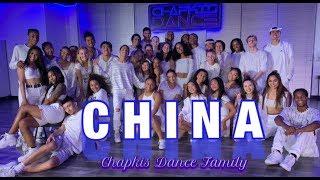 Anuel AA, Daddy Yankee, Karol G, Ozuna & J Balvin CHINA | Chapkis Dance | Greg Chapkis choreography