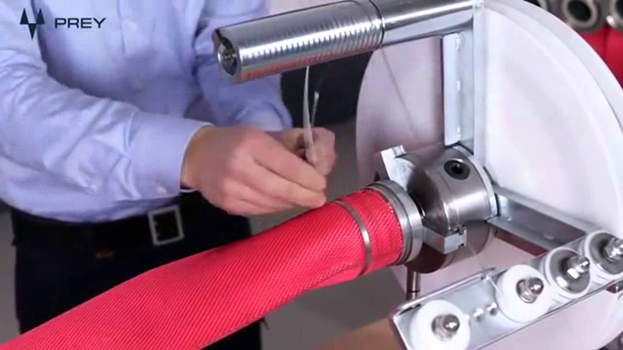 How To Use fire Hose Coupling Binding Machine