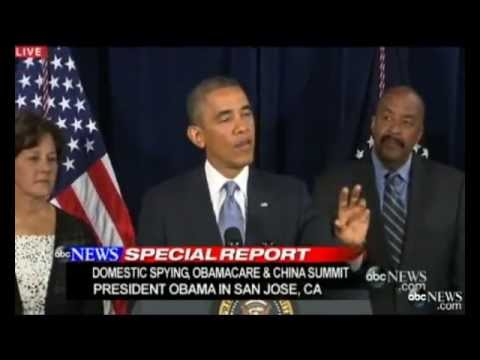 Obama defends NSA 'spying' on Internet users