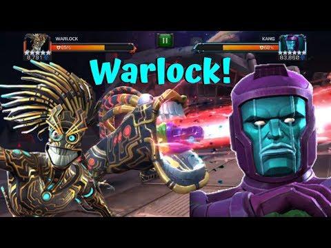 Warlock vs Kang Variant 3 Final Boss! CCP - Marvel Contest of Champions