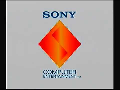 Playstation (Sony Computer Entertainment) Startup Logo