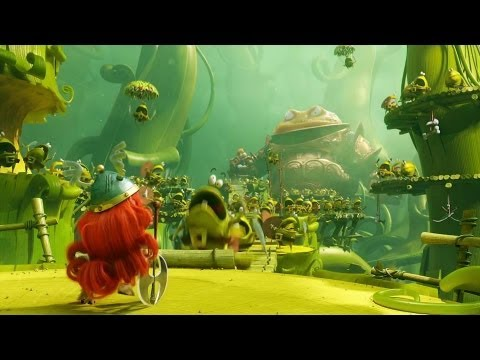 Rayman Legends - E3 2013 Trailer
