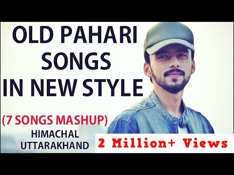 THE PAHARI MASHUP - Lalit Singh | 7 Songs 1 Beat