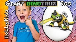 Giant DINOTRUX Surprise Egg