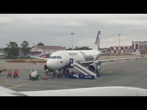 Rossiya Airlines Boeing 777-300 UUS-VKO full flight