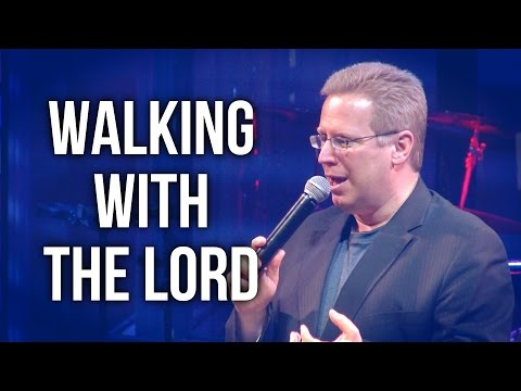"""Walking With The Lord"" – Pastor Raymond Woodward"