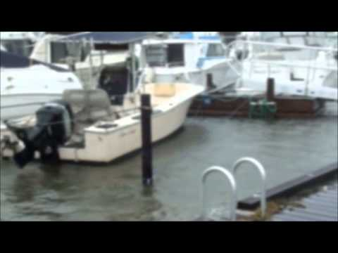 Hurricane Irene - Babylon Village, Long Island, NY