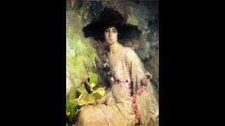 Ambrogio Antonio Alciati (1878 -1929) ✽ Italian painter