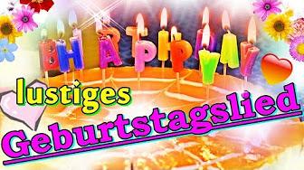 Youtube Geburtstagsgrusse Fur Manner Geburtstagslied Lustig