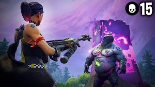 WAKE ME UP FROM THIS FORTNITEMARE - 15K Kayuun Fortnite Battle Royale Gameplay