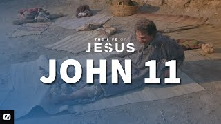 John 11 - Does Jesus Really Have Power of Death?