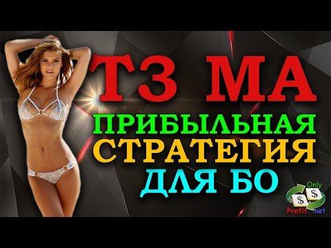 БИНАРНЫЕ ОПЦИОНЫ BINOMO / T3 MA - ПРИБЫЛЬНАЯ СТРАТЕГИЯ / OLYMP TRADE / POCKET OPTION / FINMAX