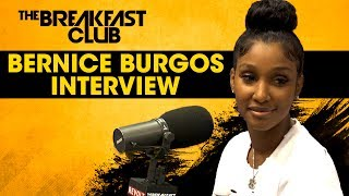 Bernice Burgos Addresses Dating Rumors, Plastic Surgery & Entrepreneurship by : Breakfast Club Power 105.1 FM