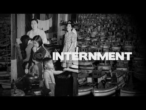 Nikkei Stories of Steveston - Internment Steveston