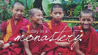 A day in my life in a buddhist monastery! // nepal vlog 2016(O P E N · F O R · M O R E · I N F O R M A T I O N ♡ Woooow... long time no see! I've had the clips for this video for months now and I finally got myself to edit ..., 2016-11-07T21:47:18.000Z)