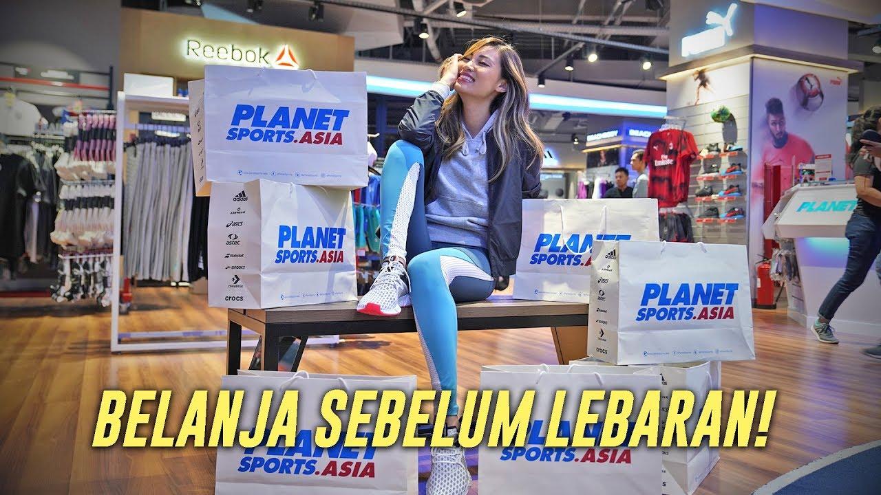 20148584b 6:50 Belanja LEBARAN SALE ala Patricia Gouw | Planet Sports Asia
