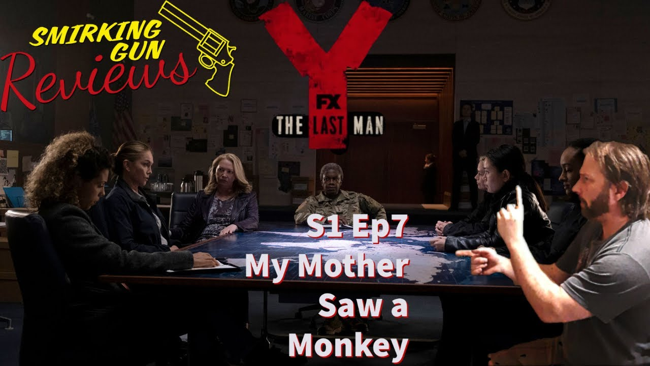 Download Y The Last Man Season 1 Episode 7 - My Mother Saw A Monkey