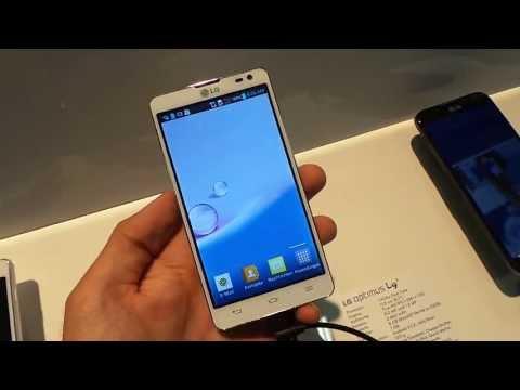 LG Optimus L9 II okosteleofn bemutató videó   Tech2.hu