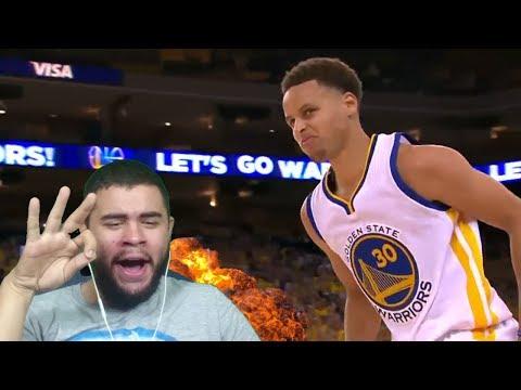 El MEJOR TIRADOR DE LA HISTORIA DE LA NBA, STEPHEN CURRY VIDEO REACCION