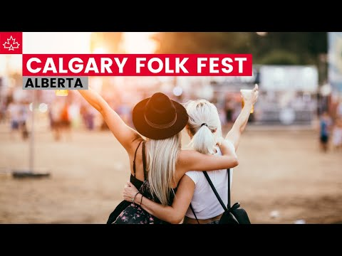 A Little Taste of the Calgary Folk Fest
