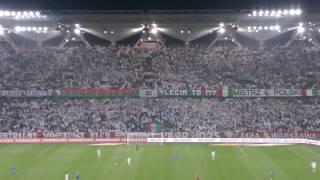 LEGIA- Lech  Poznań 2:1 Ile goli ma Legia ?  jeden a kurwy chuj !