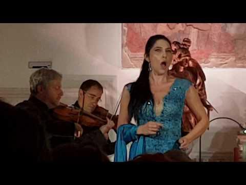 """Vivica Genaux: """"Come invano il mare irato""""  (Vivaldi)"""