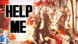 GOD HAS FORSAKEN ME - Fallout 4 - | 3 | - (Difficulty: Very Hard)