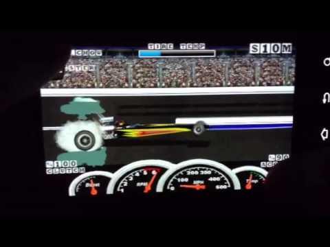 Burn Out Drag Racing