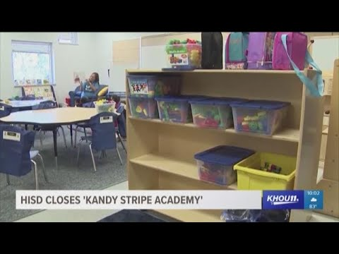 HISD closes Kandy Stripe Academy