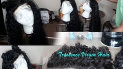 Boujieblackgirl-How To Slay A Frontal Wig pt.1|Tressence Virgin Hair