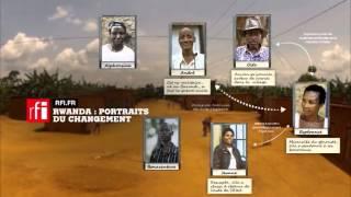 Rwanda, 20 ans après: portraits du changement (Teaser)