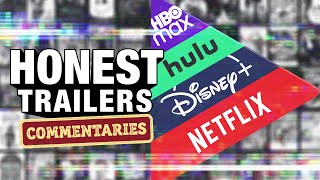 Honest Trailers Commentary | Every Streaming Service