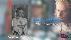 Damon Andrews (THE GUARDIAN) - New Interview - Virus Lockdown - The Tribe TV Series Official Podcast