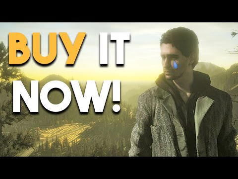 ALAN WAKE Is Being Removed on Steam BUY IT NOW!