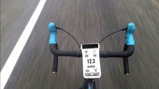 How to Use Your Smartphone as Bike Computer/GPS Free HD Video