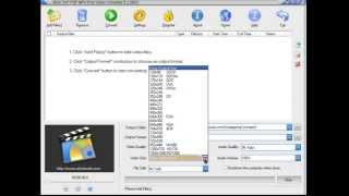 Как пользоваться Allok 3GP PSP MP4 iPod Video Converter ?