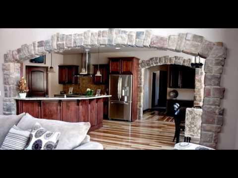 Kitchen Entrance Arch Design Youtube