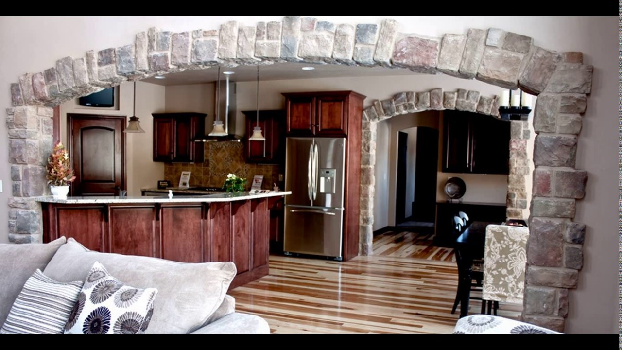 Kitchen Entrance Arch Design Youtube