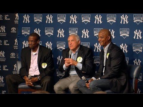 """Dwight """"Doc"""" Gooden & Darryl Strawberry - Full Interview - Steiner Sports"""