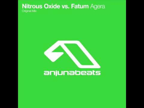 Nitrous Oxide vs. Fatum - Agera (Original Mix)