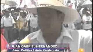 Bloquean Libramiento Paso Del Toro Santa Fe