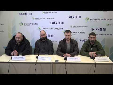 22.02.2016 Встреча с руководителями «Правого сектора»