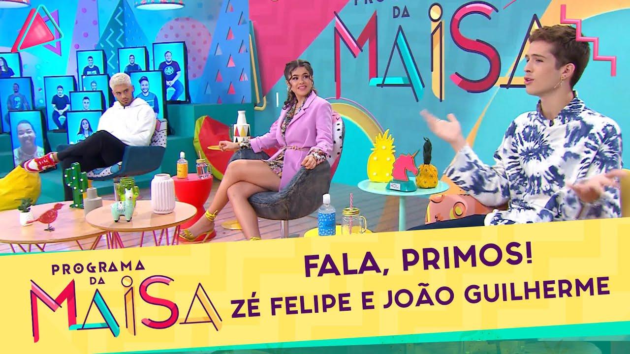 Fala, primos! | Programa da Maisa (19/09/20)