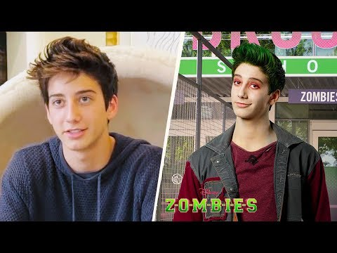 Milo Manheim On Getting Cast As Zed in Disney's Zombies