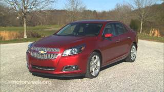 Road Test: 2013 Chevrolet Malibu Turbo