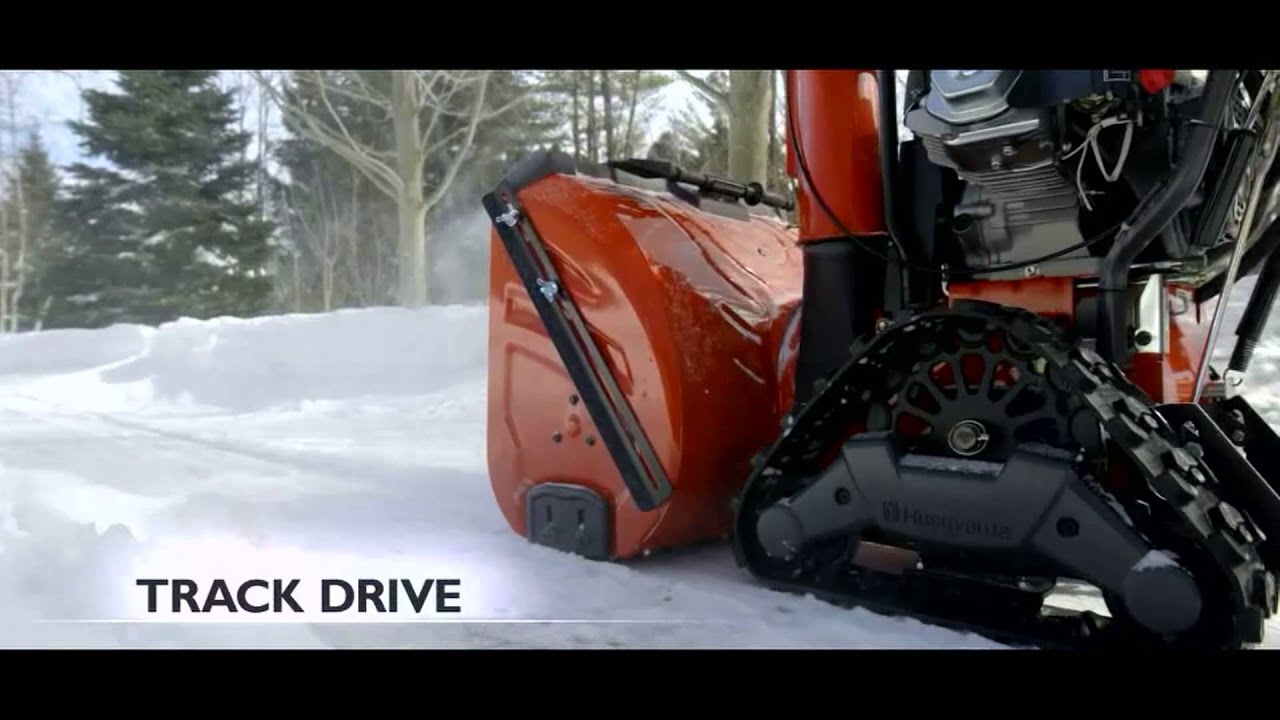Husqvarna 300 Series Snow Throwers