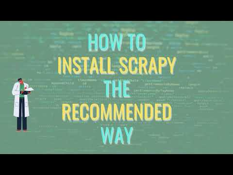 Got Error When Pip Install Scrapy?This Guide Will Show You How To Install Scrapy The Recommended Way